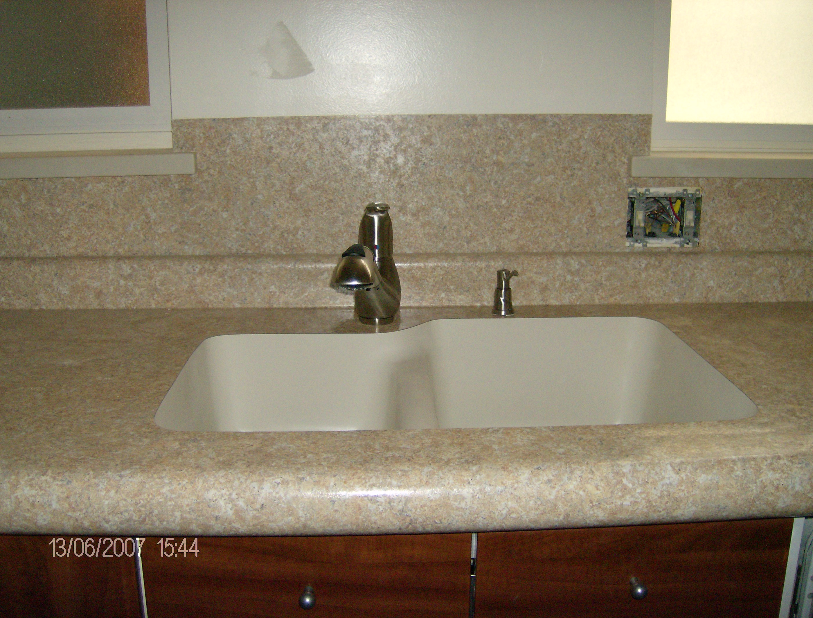 Undermount Bathroom Sink With Laminate parkmead product 4
